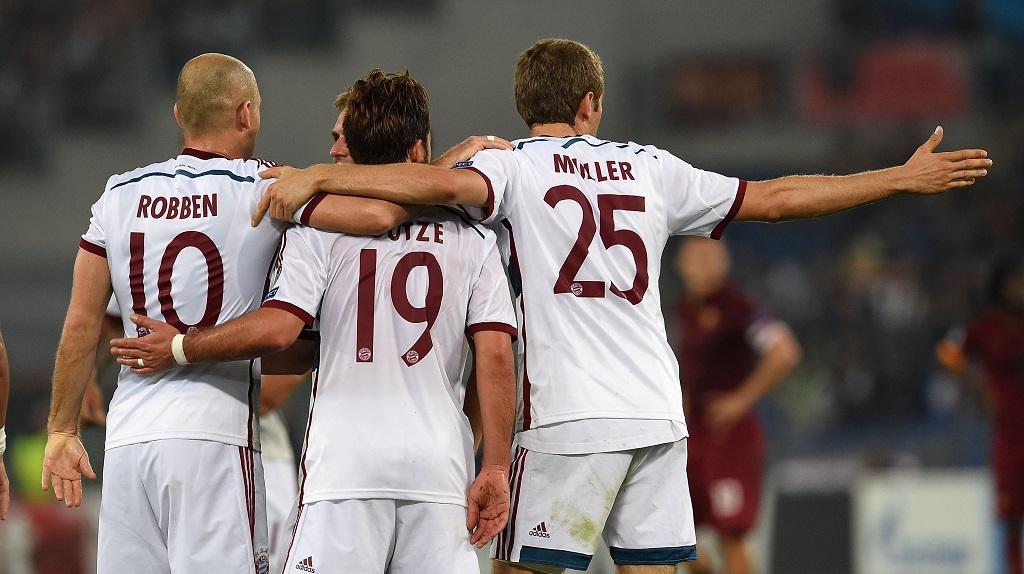 Roma Bayern