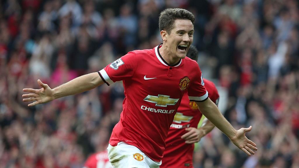 Ander Herrera Manchester United gol