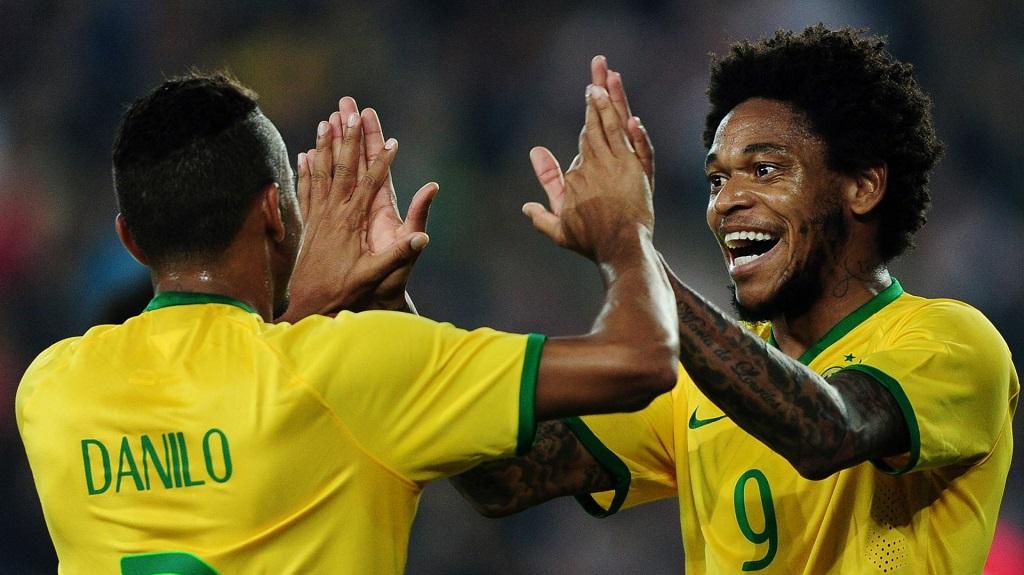 Danilo y Luiz Adriano