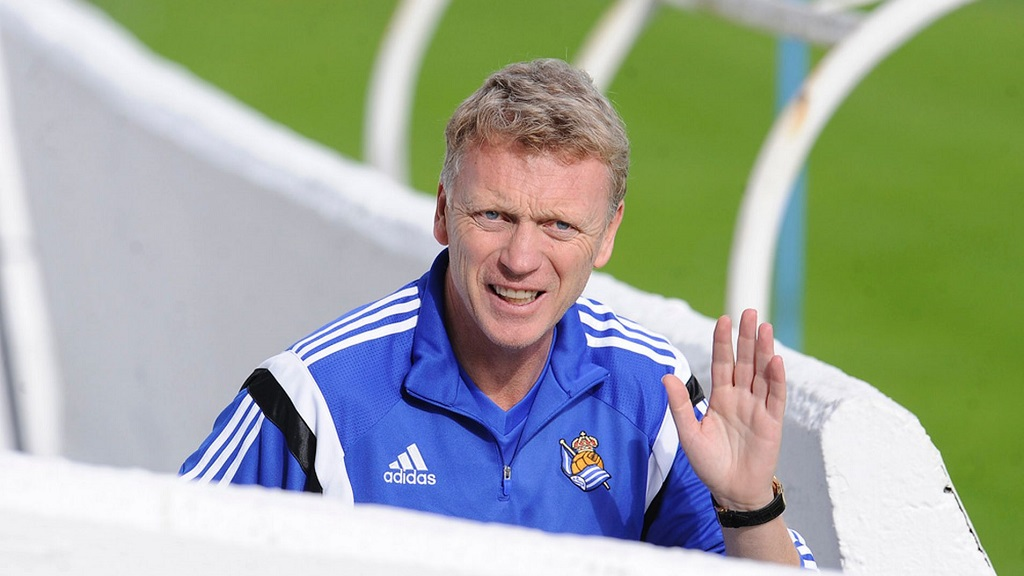 David Moyes Real Sociedad