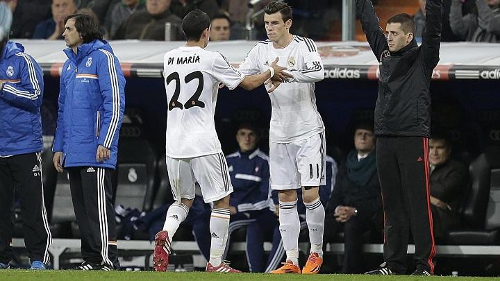Di Maria y Bale