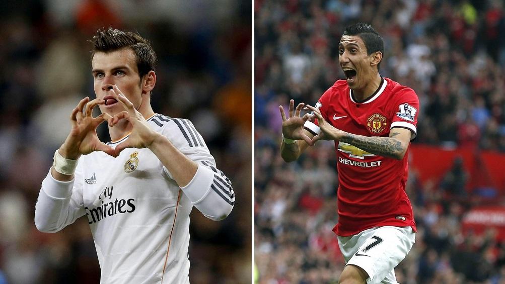 Gareth Bale Di Maria