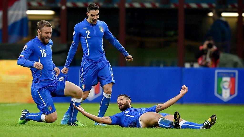 Italia Croacia
