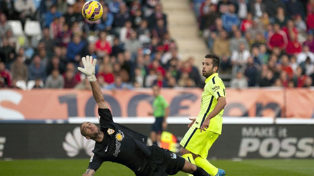 Jordi Alba gol