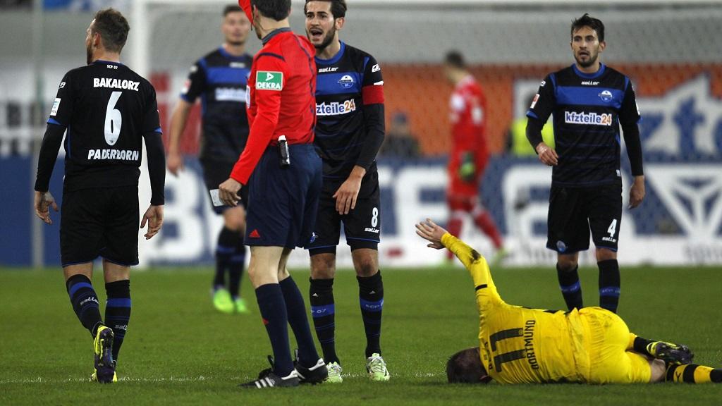 Marco Reus lesionado
