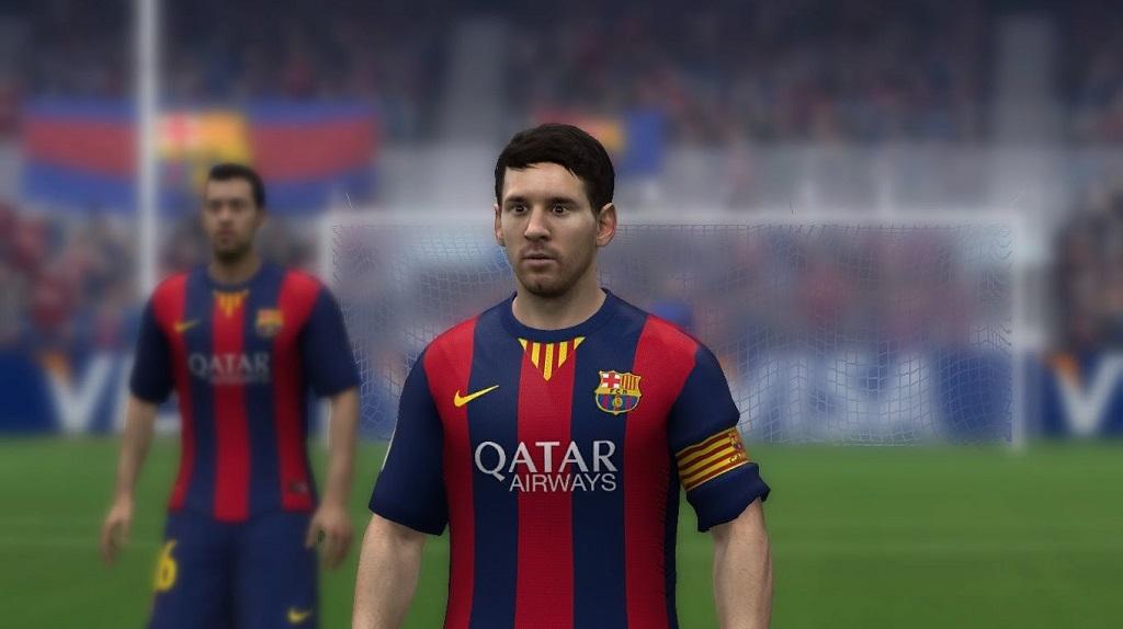 Messi FIFA 15