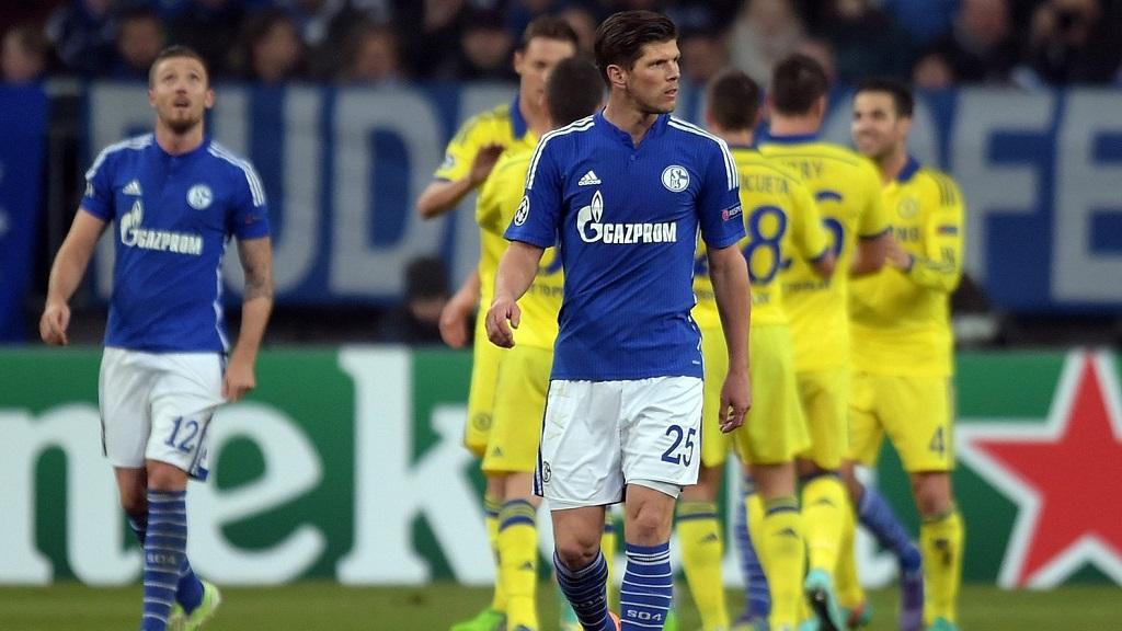 Schalke 04 Chelsea 2