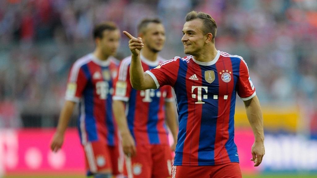 Shaqiri Bayern 2