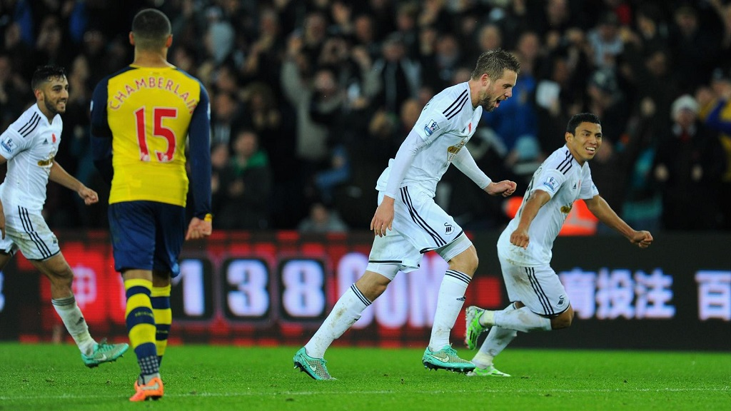 Swansea Arsenal