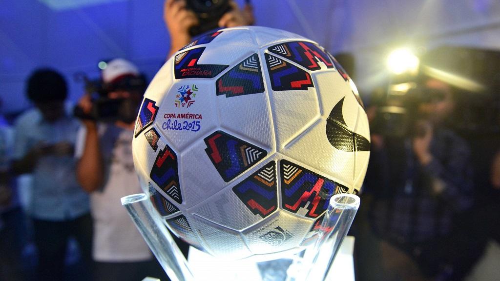 balon Copa America 2015
