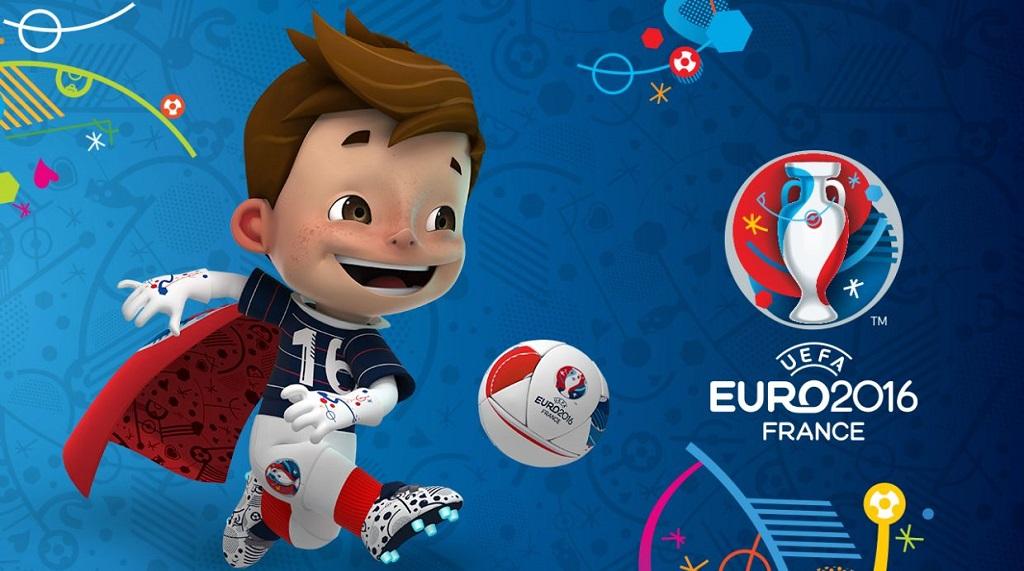 mascota Eurocopa 2016 2