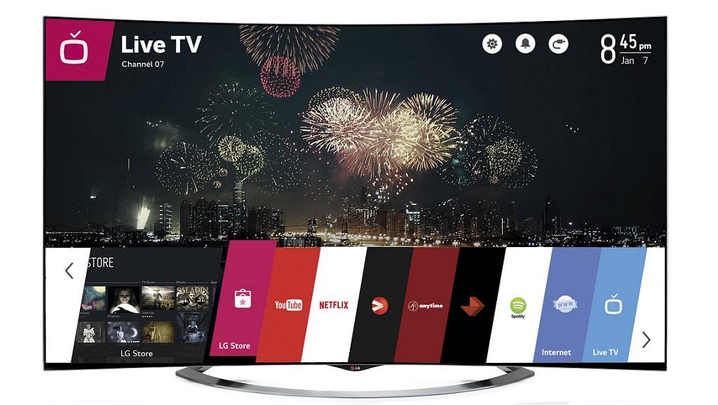 televisor LG OLED