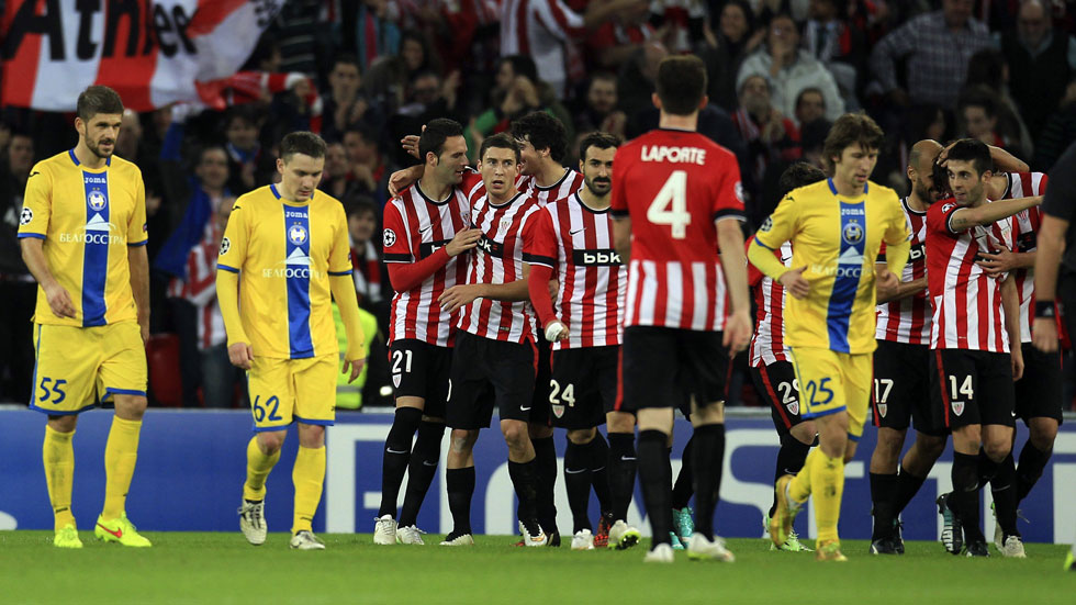 Athletic BATE