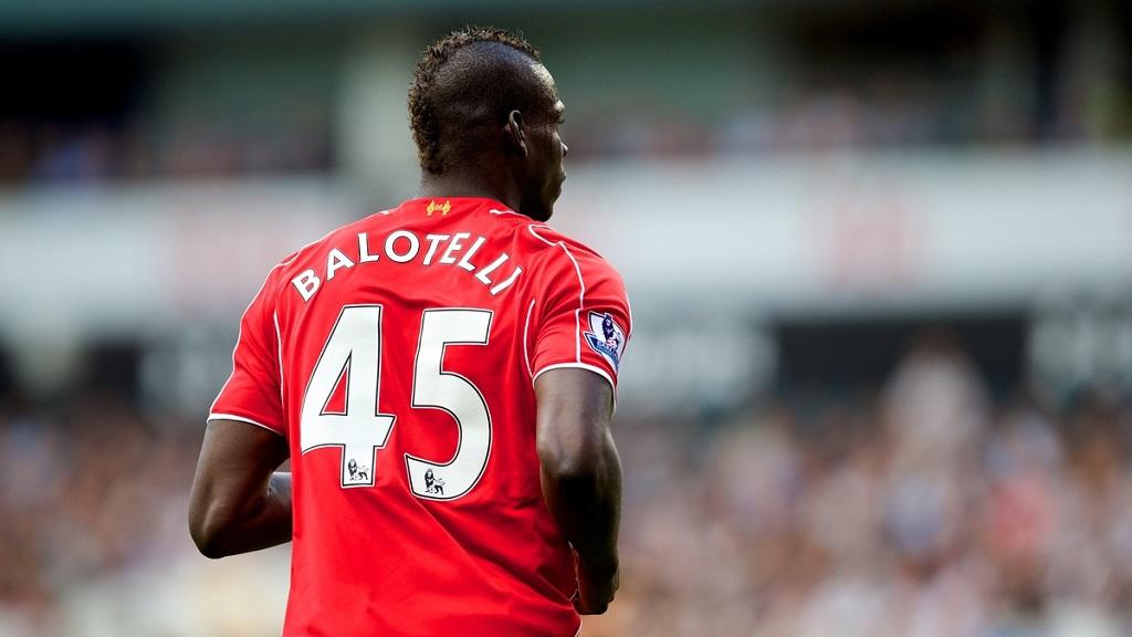 Mario Balotelli Liverpool
