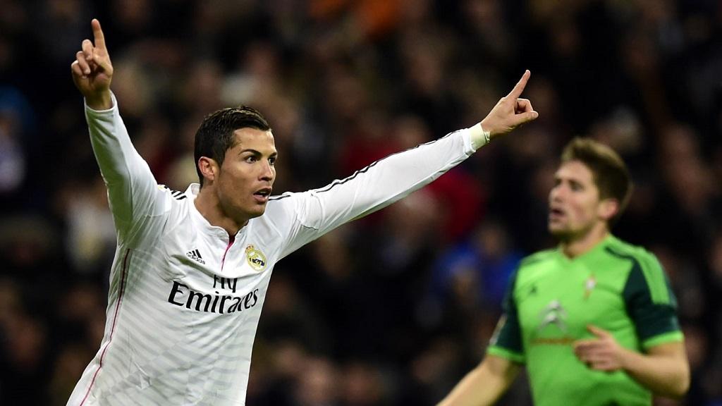 Cristiano Ronaldo Celta