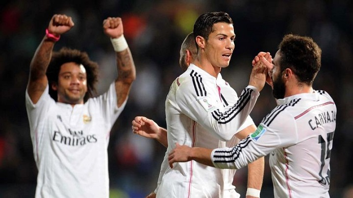 Cristiano Ronaldo y Carvajal