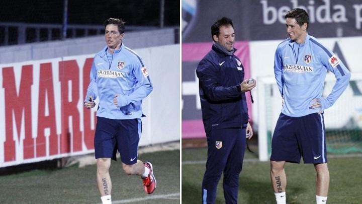 Fernando Torres Atletico 2