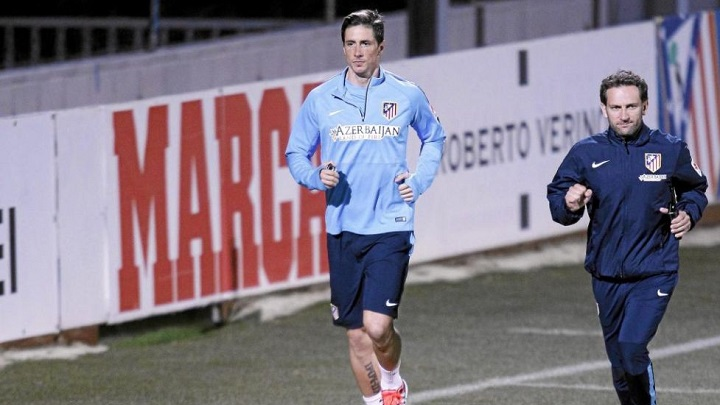 Fernando Torres Atletico