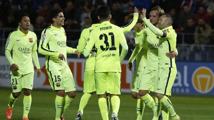 Huesca Barcelona 2