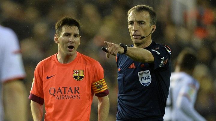 Leo Messi Borbalan