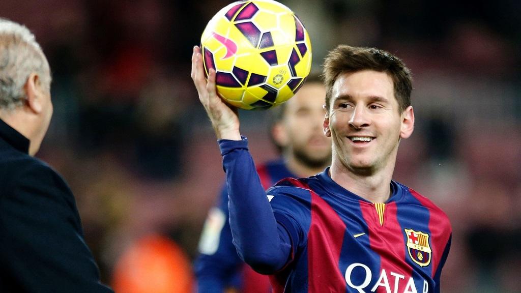 Leo Messi balon