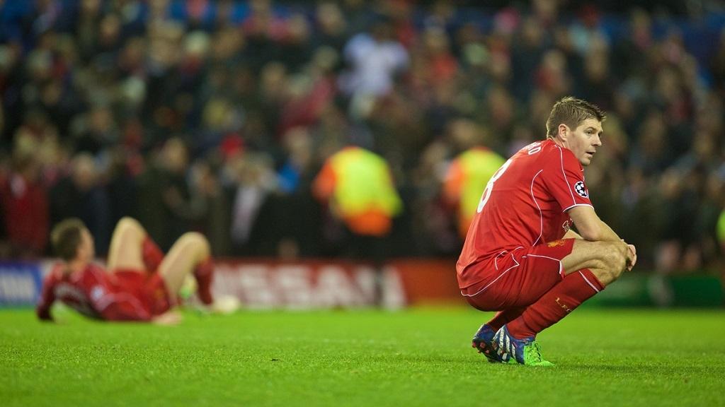 Gerrard abatido