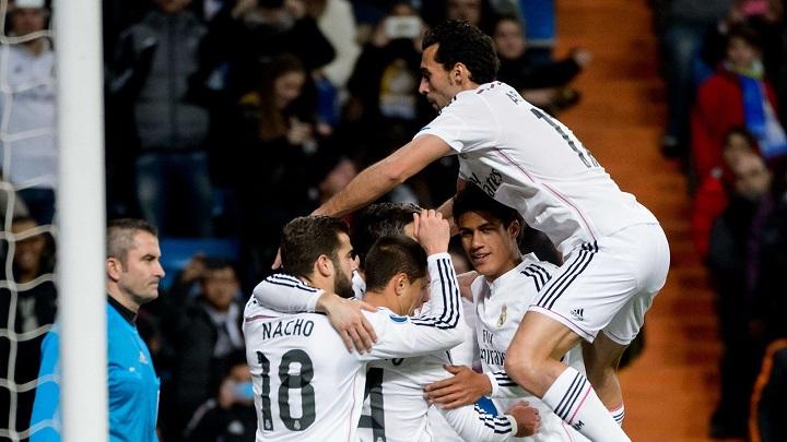 Madrid Ludogorets 2