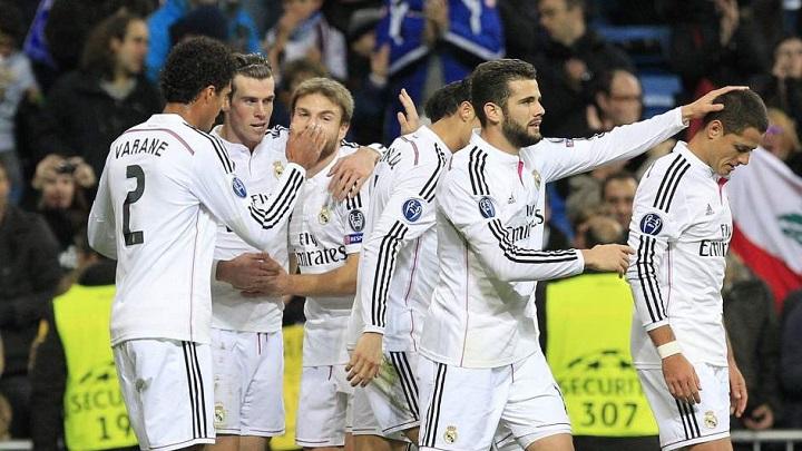 Madrid Ludogorets