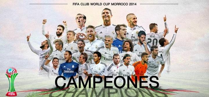 Madrid campeones