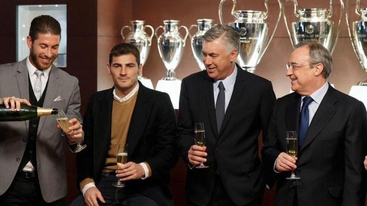 Navidad Real Madrid
