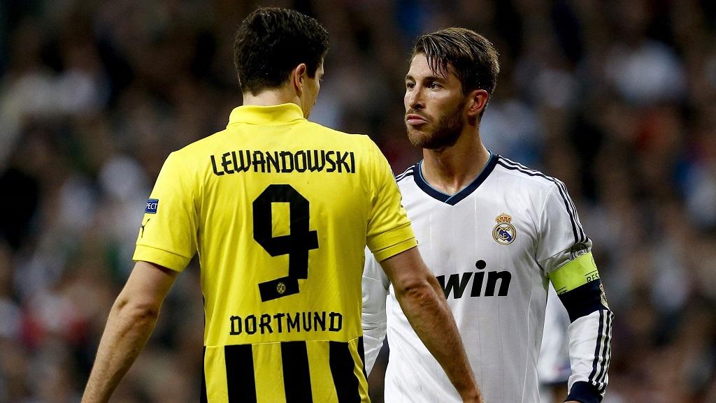 Sergio Ramos y Lewandowski