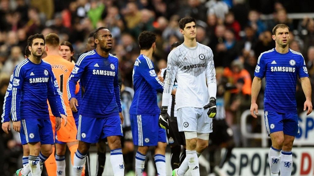 derrota Chelsea