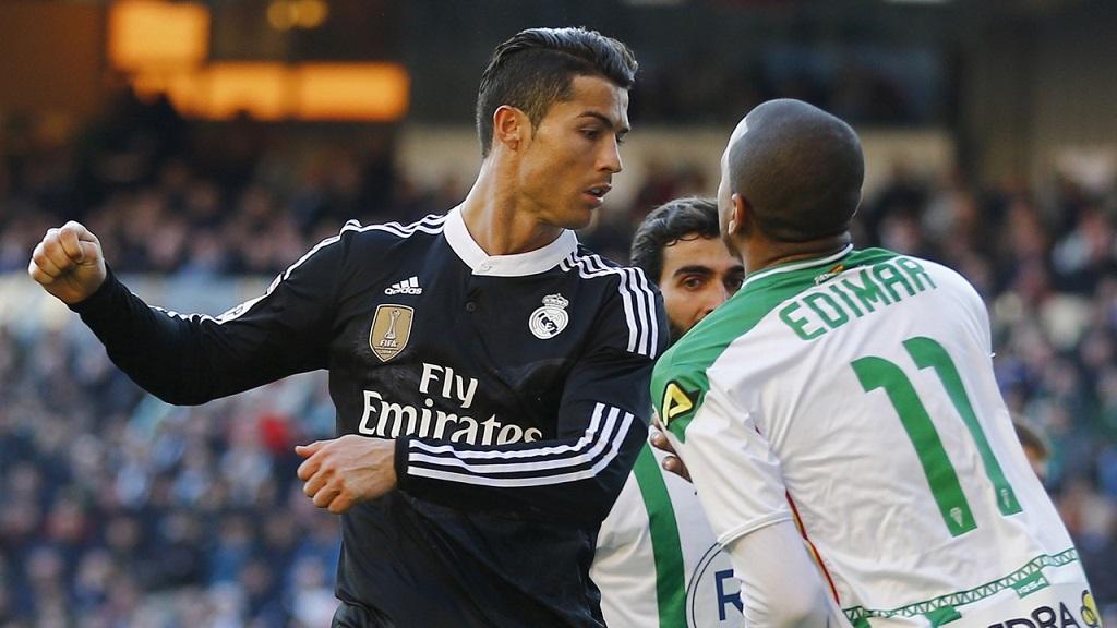 Cristiano Ronaldo Edimar