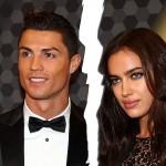 Cristiano Ronaldo e Irina Shayk han roto