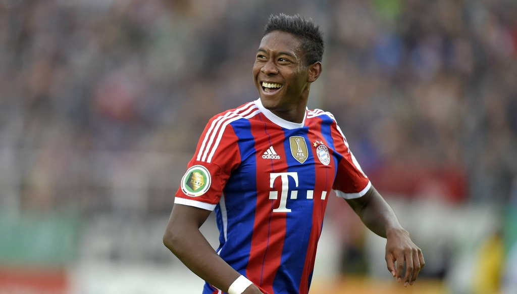 David Alaba Bayern
