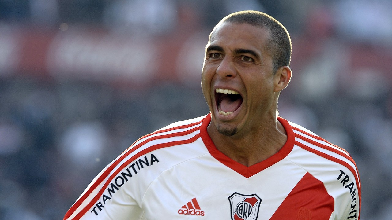David Trezeguet River Plate