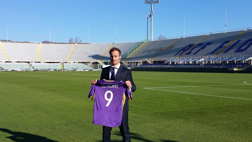 Gilardino Fiorentina