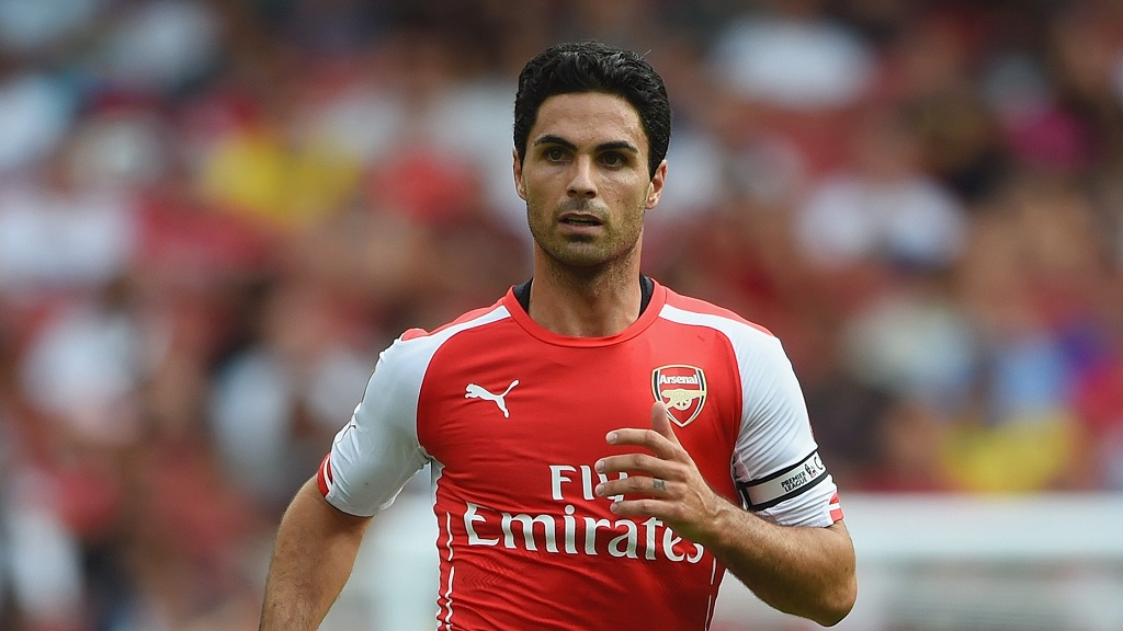 Mikel Arteta Arsenal capitan