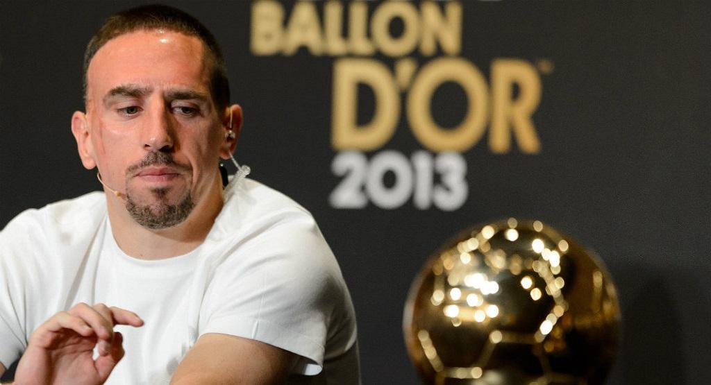 Ribery Balon de Oro