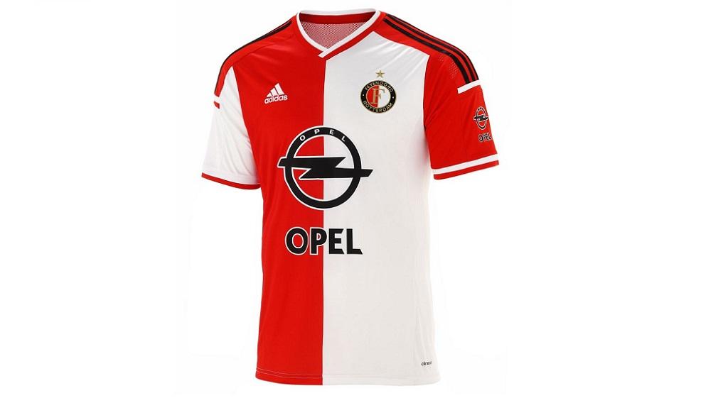 camiseta Feyenoord
