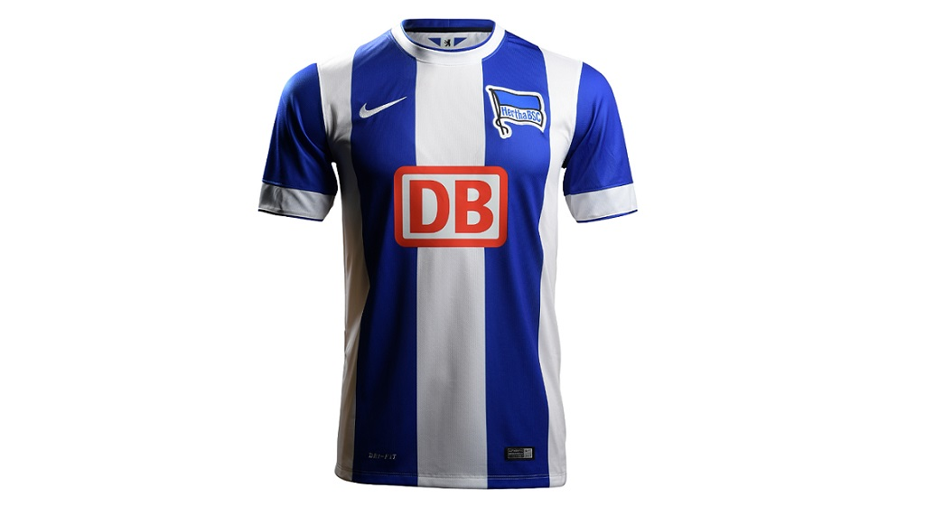 camiseta Hertha de Berlin