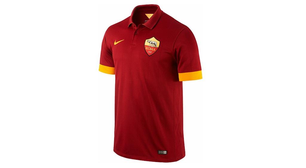 camiseta Roma
