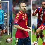 Ganadores del Balón de Oro desde 2008 si Messi y Cristiano no existieran