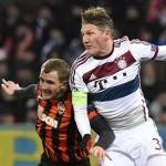 Al Bayern se le congelan las ideas en Ucrania
