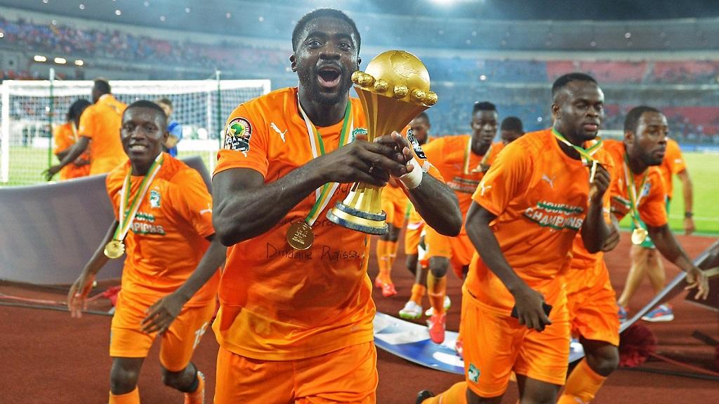 Costa de Marfil Copa de Africa