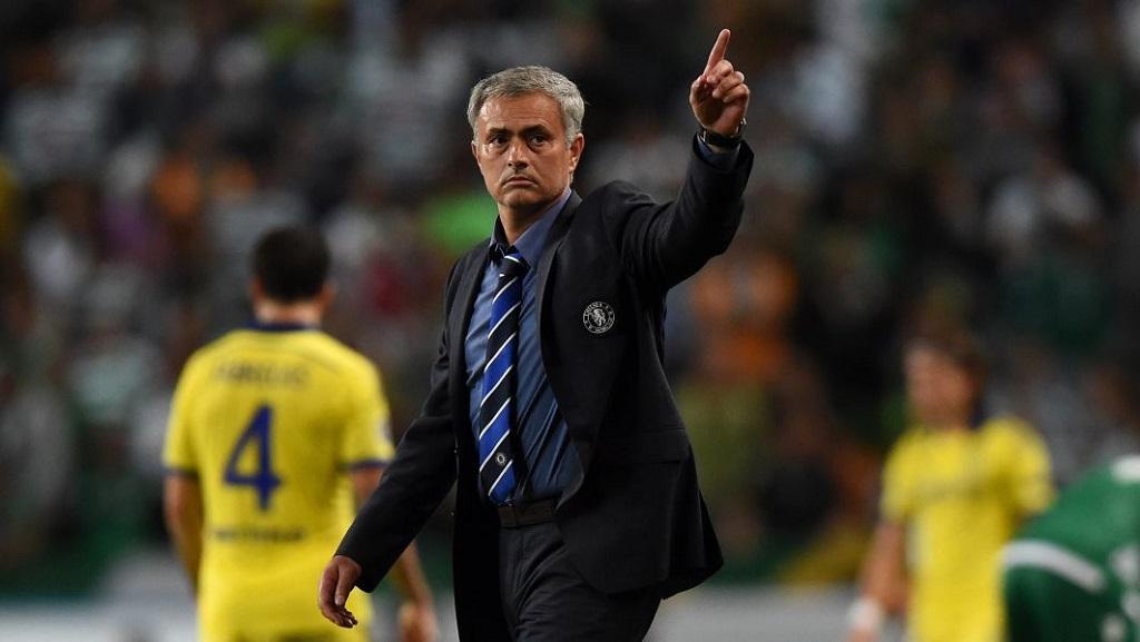 Jose Mourinho Chelsea 2