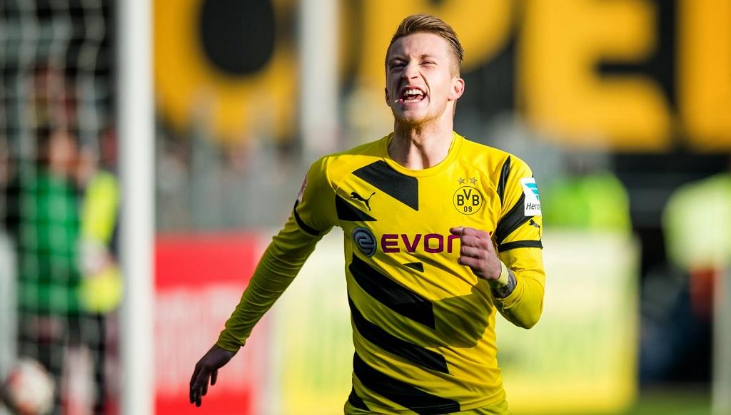 Marco Reus feliz