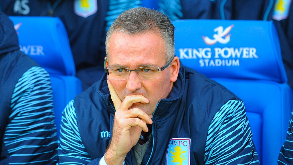 Paul Lambert Aston Villa