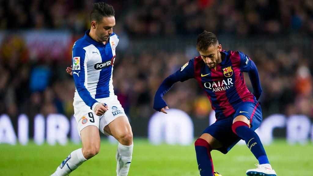 Sergio Garcia y Neymar