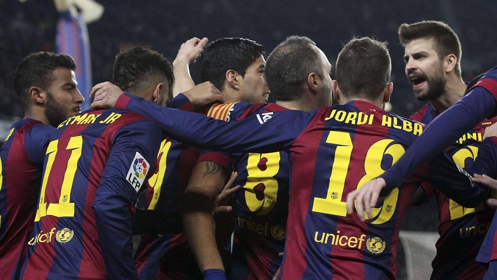celebracion Barcelona